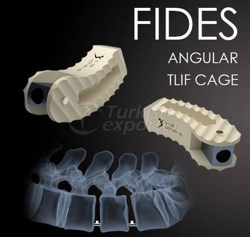 قفص Tlif زاوية Fides