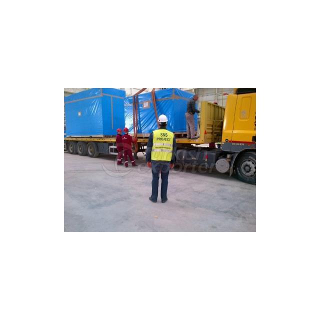 SNS International Transport