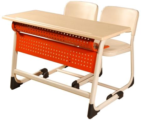 Double School Desk, School Furniture