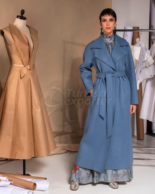 arched coat