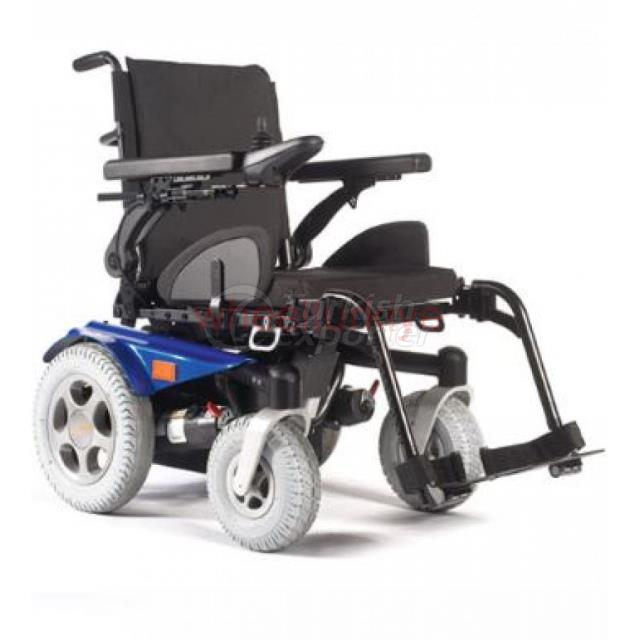 Tekerlekli sandalyeler QUICKIE SALSA R2