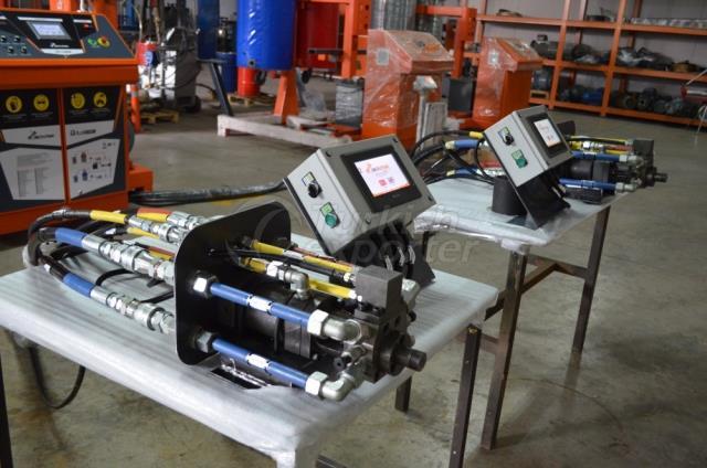 Machines d'injection de polyuréthane