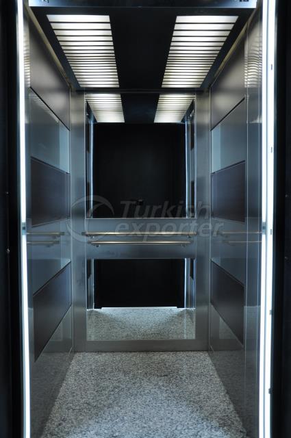 Yukselis Elevator Cabin - Morina