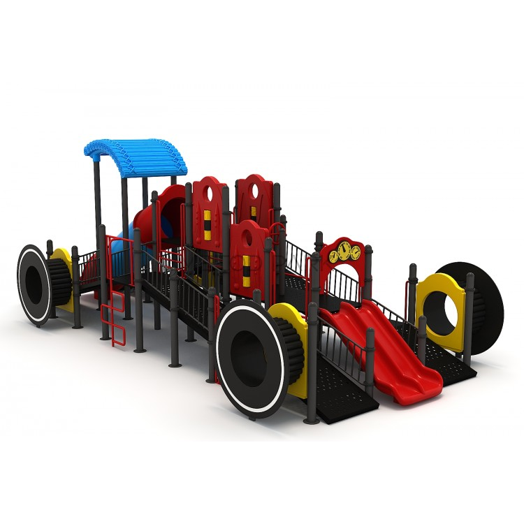 23 EG Accessible Playground System