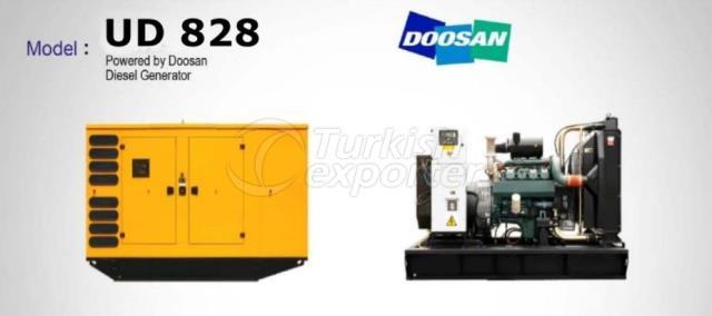 Diesel Generator - UD 828