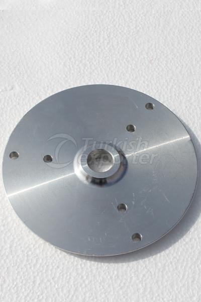 Aluminium Blade Flange
