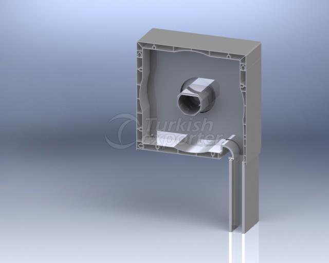 Monoblock Shutter Systems Mini Box 150-155