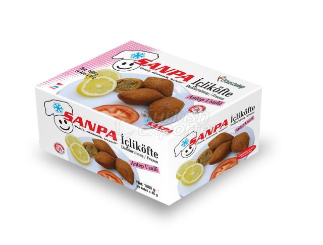 Sanpa Stuffed Meatballs 24 pcs