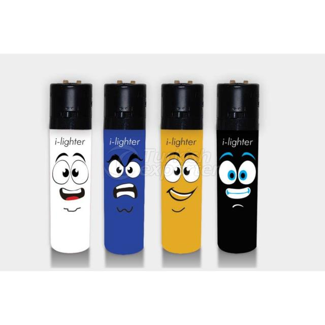 I-Lighter  Smiley Face Classic