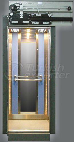 İnsan Asansörleri - Tetrazon