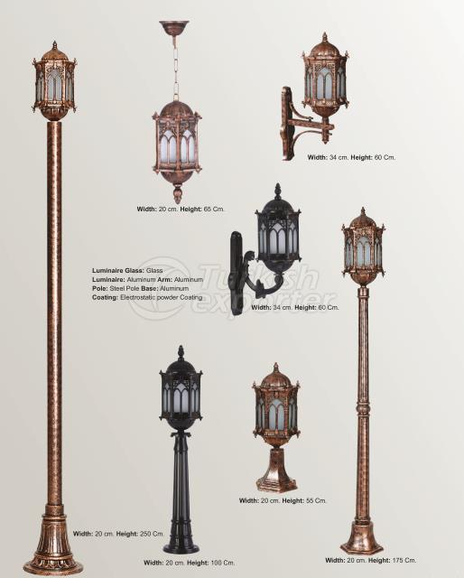 Lamp Post / Lantern