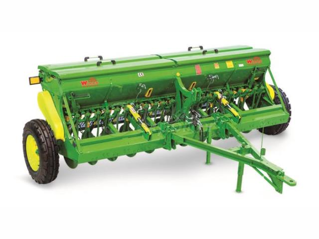 Combined Grain And Pulse Seed Drill