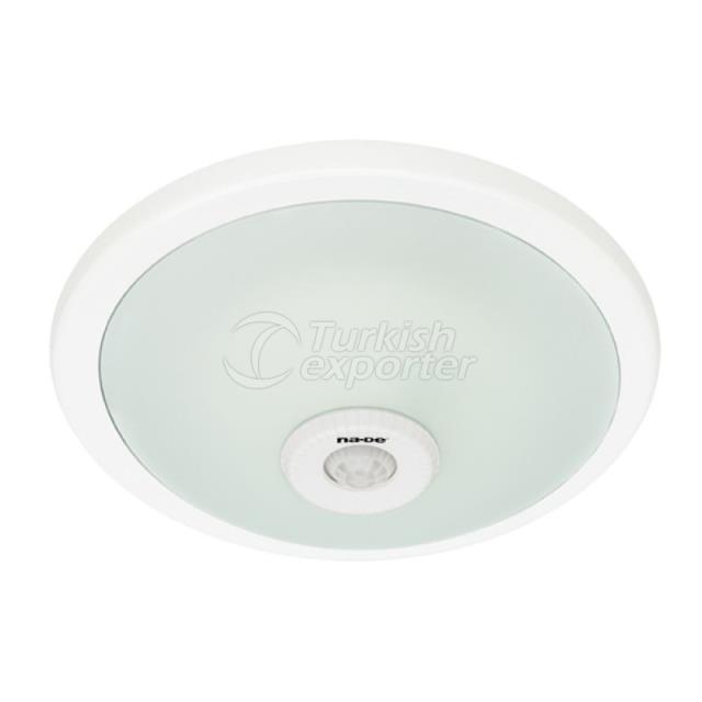 Ceiling type LED sensorlight