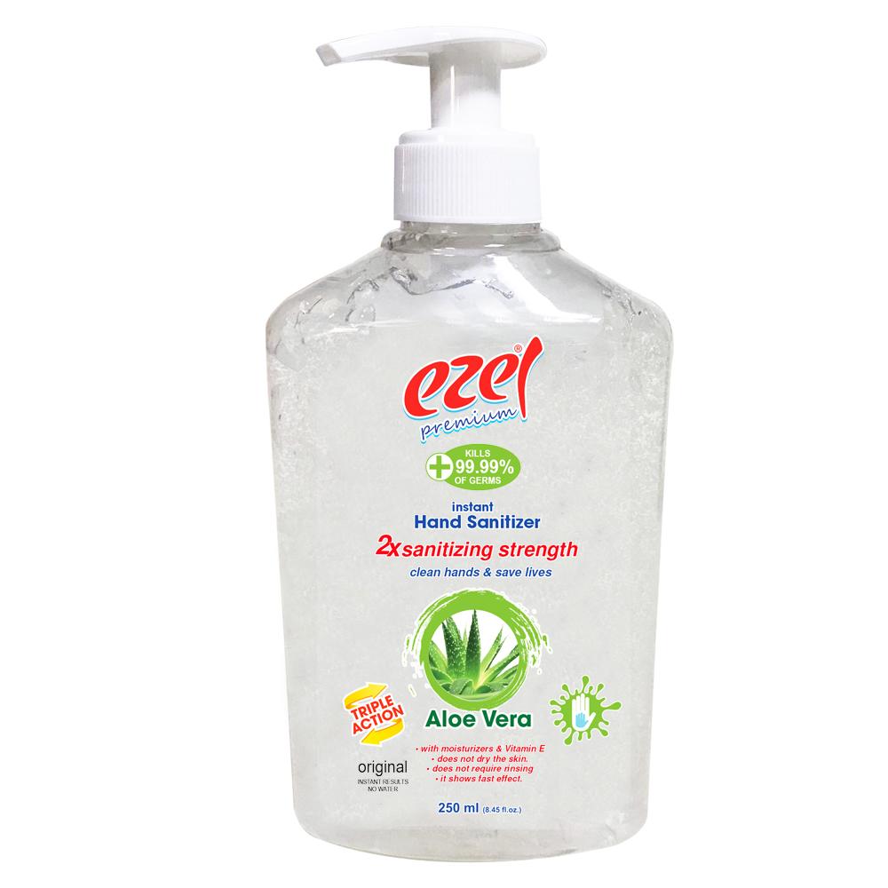 Instant Hand Sanitizer Gel 50 ml