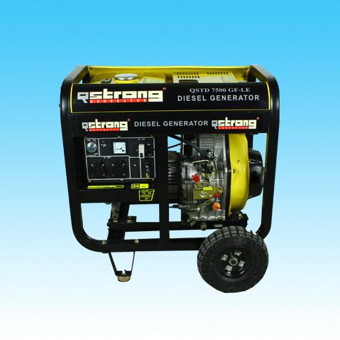 Diesel Generator QSTD 7500GFLE