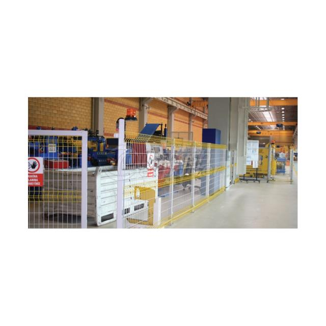 Machine Security Fence Systems