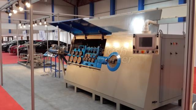 Otomatik Etriye Bükme Makinesi