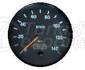 Reloj electrónico de velocidad