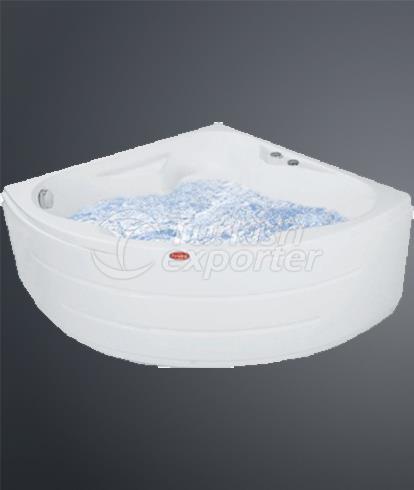 Corner Type Bathtubs K-4001