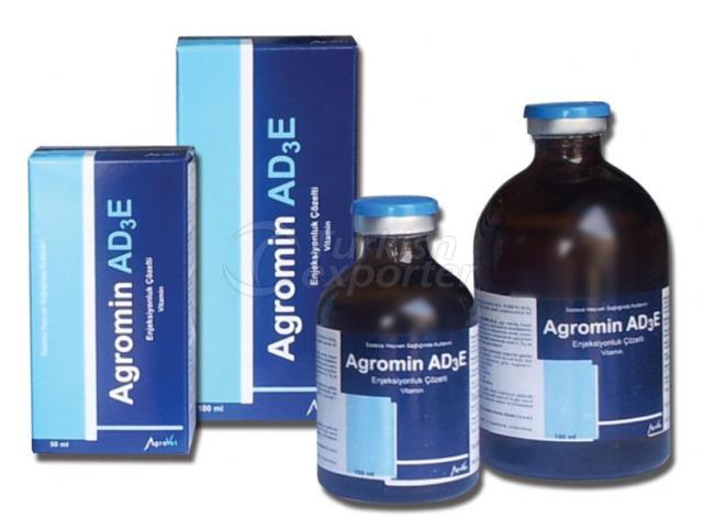 Inyección Agromin AD3E