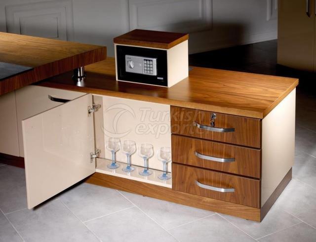 Diva Wooden Office Furniture