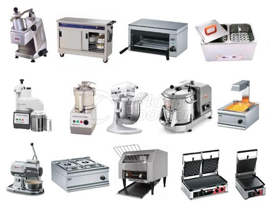 Industrial kitchen equipments