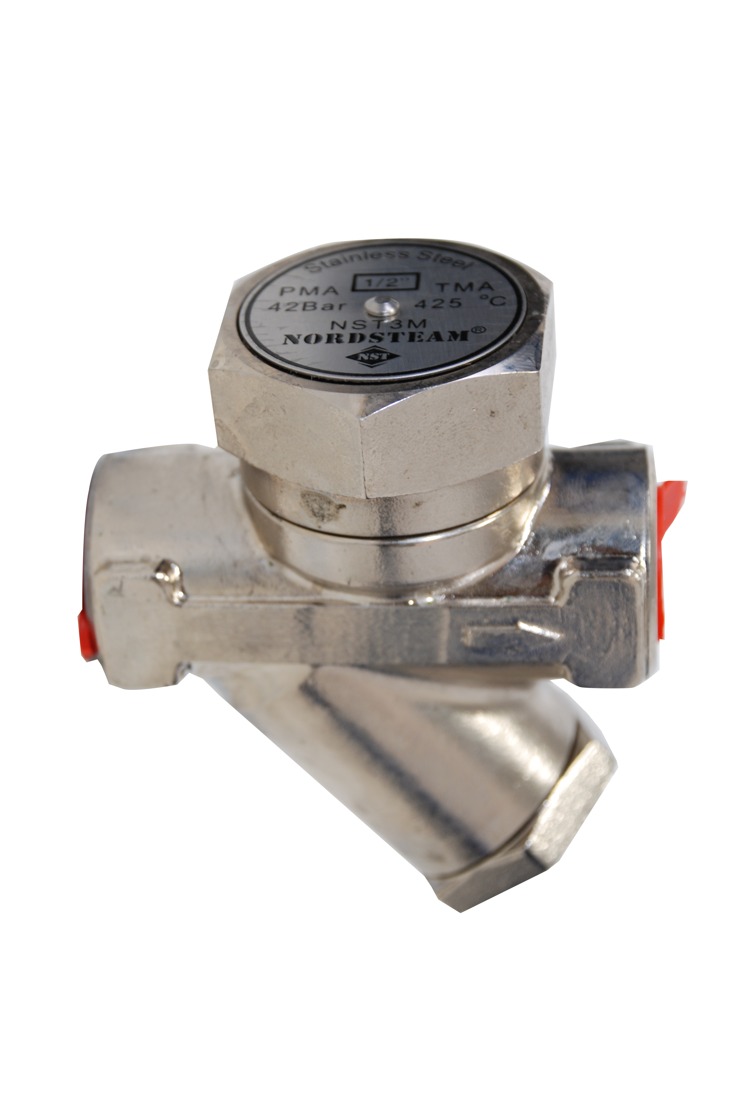 Stainless Steel Thermodynamic Steam Trap with Strainer