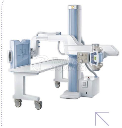 Single Detector U-Arm  X-Ray Systems