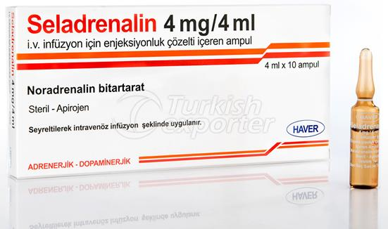 Seledrenalin 4mg
