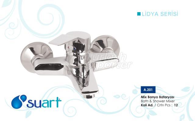 Bathroom Faucet A201 Lidya