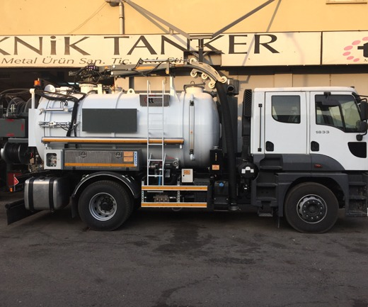 Sewer Cleaning Vehicles _1_