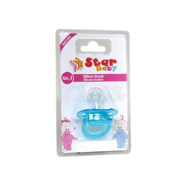 Silicone Soother No.3