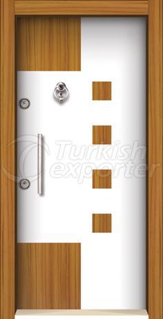 Çelik Kapılar GZZ051