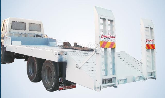 Commercial Vehicle Dumper