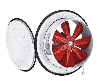 AK Axial Fan With Lid