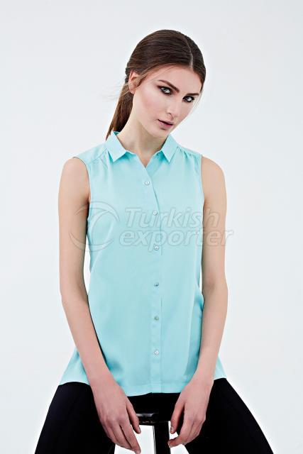 Bayan Klasik Gömlek