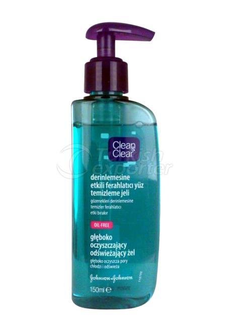Clean & Clean gel nettoyant en profondeur