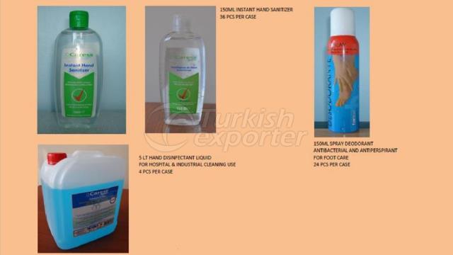 El Antiseptiği - Deodorant