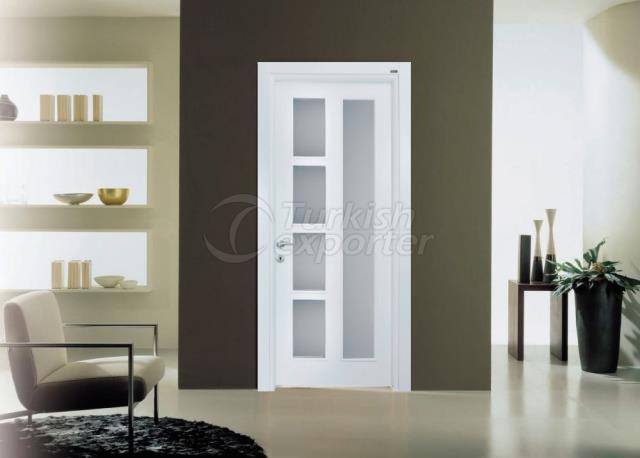 Lacquer Doors