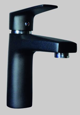 Safir Black Basin Faucet