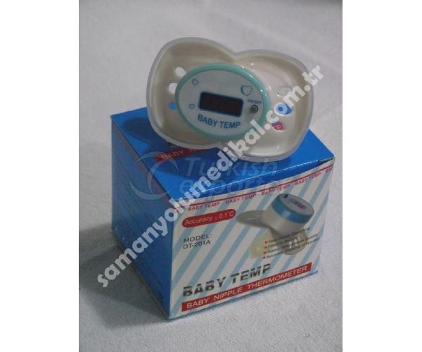 Fever Thermometer Nipple Type