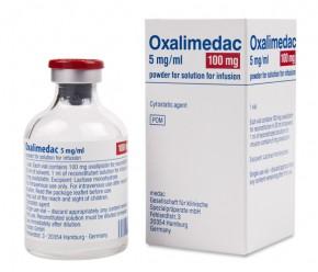 Oxalimedac 100 mg