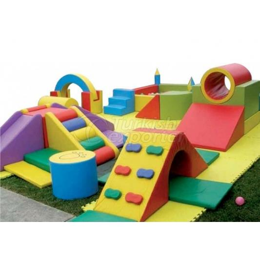 Foam Playground Sets