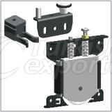 ALB 7030 - 75 kg Adjustable Sliding Door System