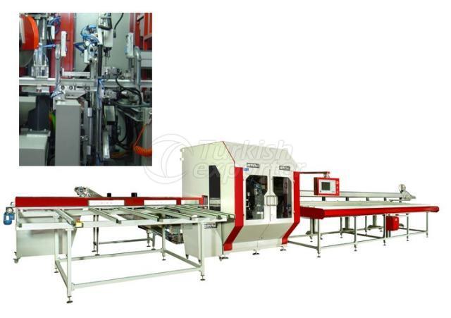 PVC MACHINING CENTRE- SC 220