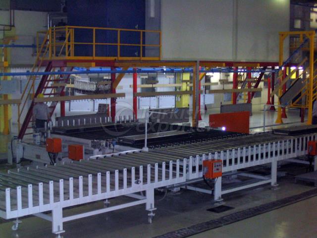 Panel Radiator Loading Line