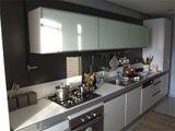 laminat  covered kitchen wood