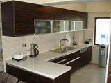 Abanoz covered kitchen cabin