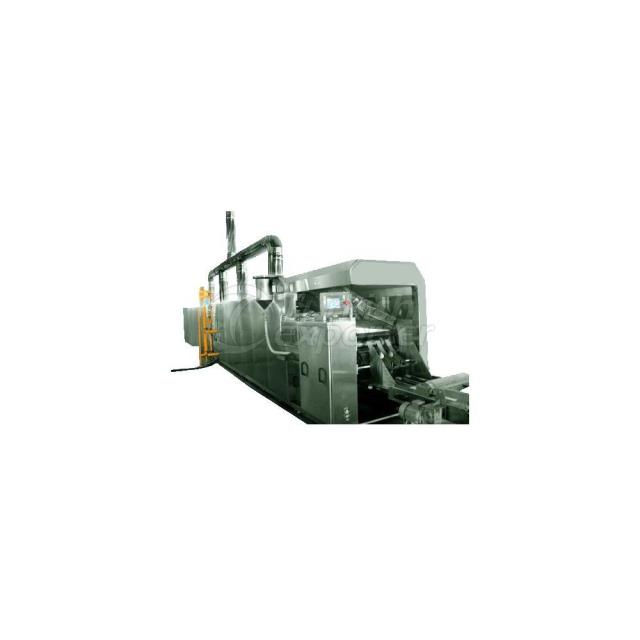 Automatic Wafer Pdoduction Line