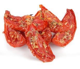 Forno Assado (Semi Seco) IQF Tomate Marinado Congelado